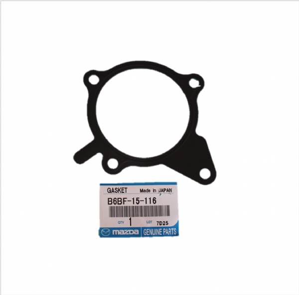 Genuine Mazda MX5 Mk1 Mk2 Water Pump Gasket B6BF-15-116, B6BF15116
